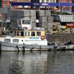 Rental of tugboats